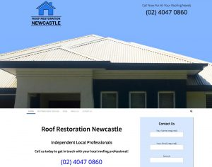 BluVision Media - Roof Restoration Newcastle